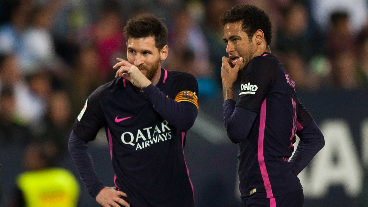 Messi: It would be 'terrible' to see Neymar at Real Madrid