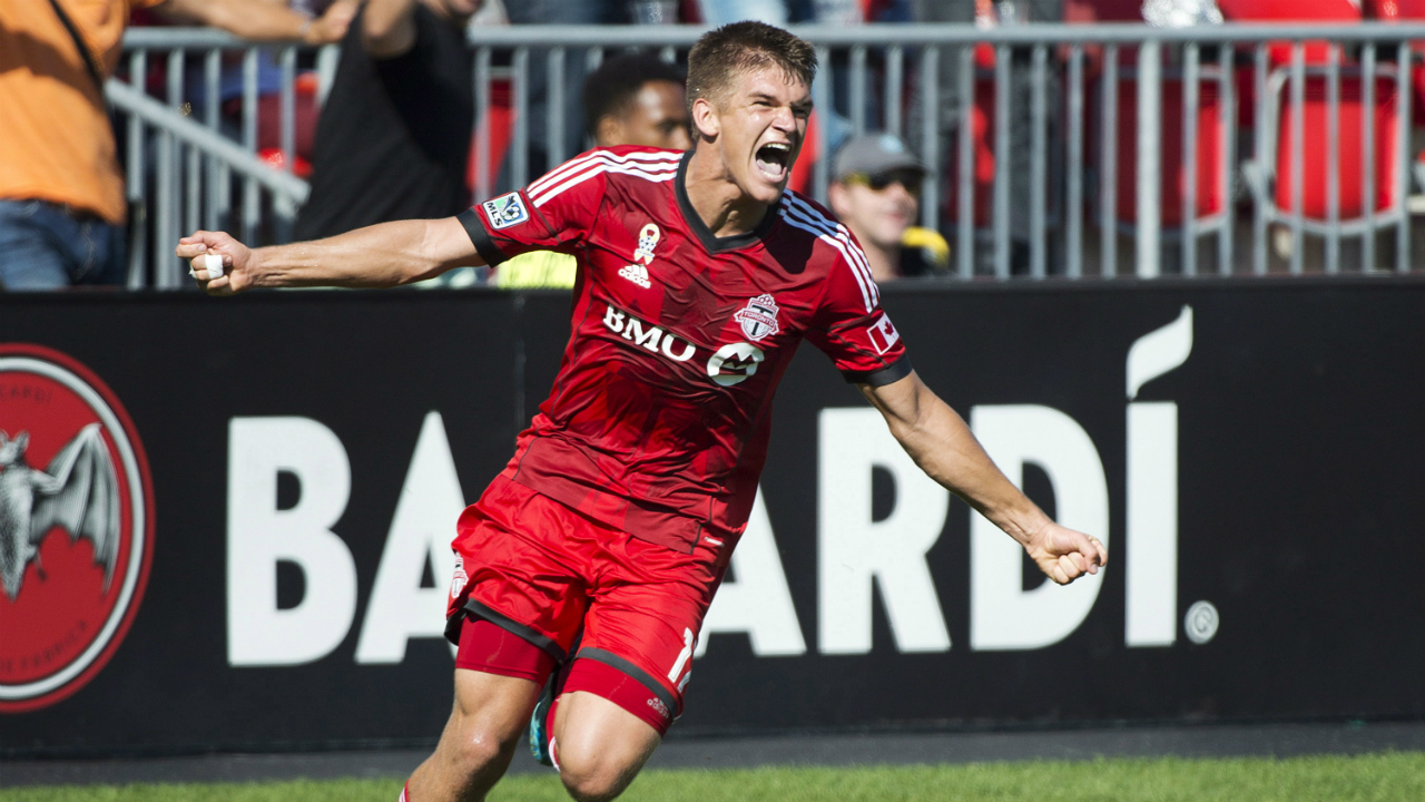 Hagglund to mark his 100th appearance for TFC on Saturday
