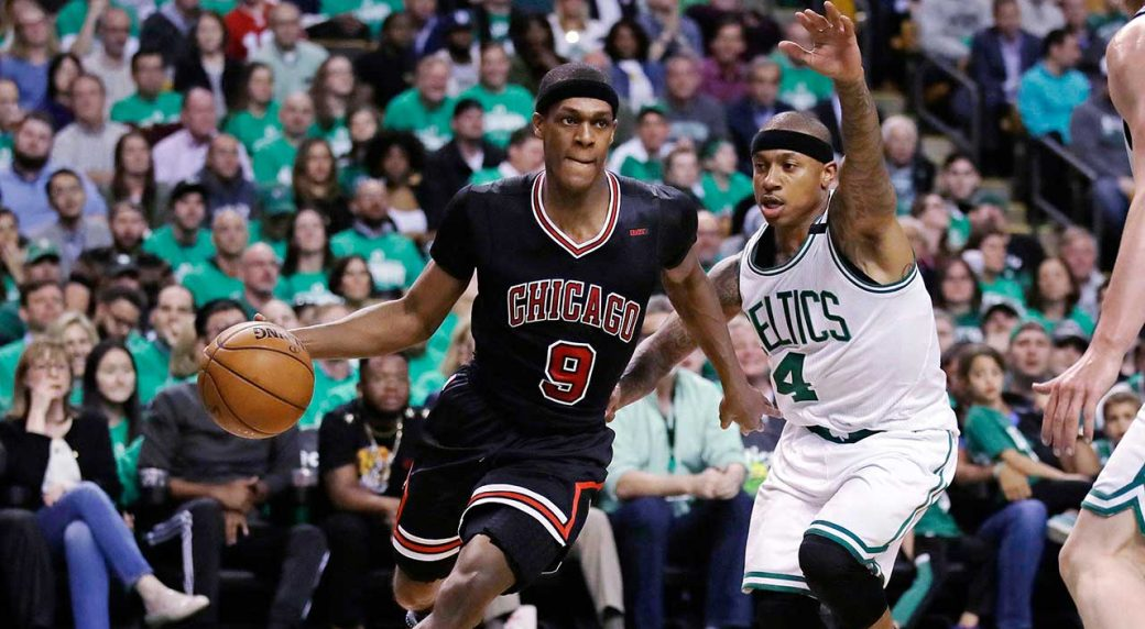 Bulls beat Celtics again