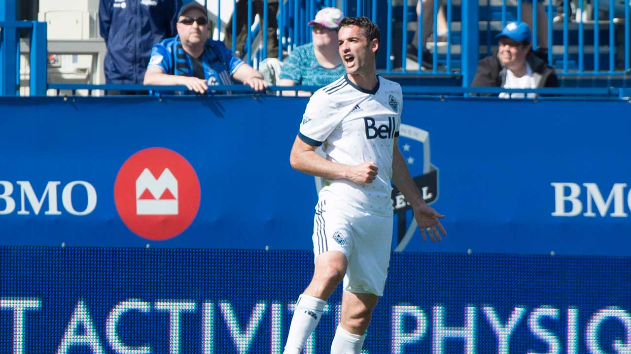Whitecaps' Jacobson settling into offensive role