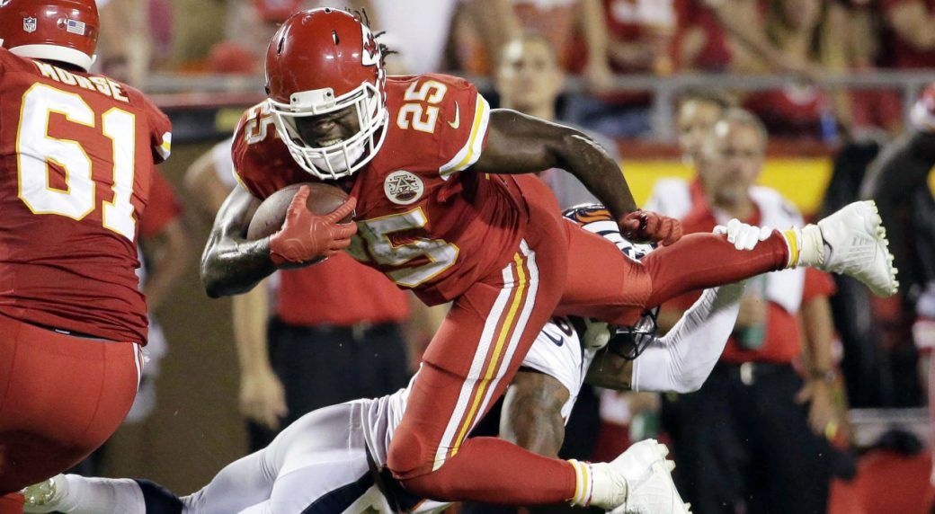 6566bfe2 Ex-Chiefs star Jamaal Charles to visit Broncos - Sportsnet.ca
