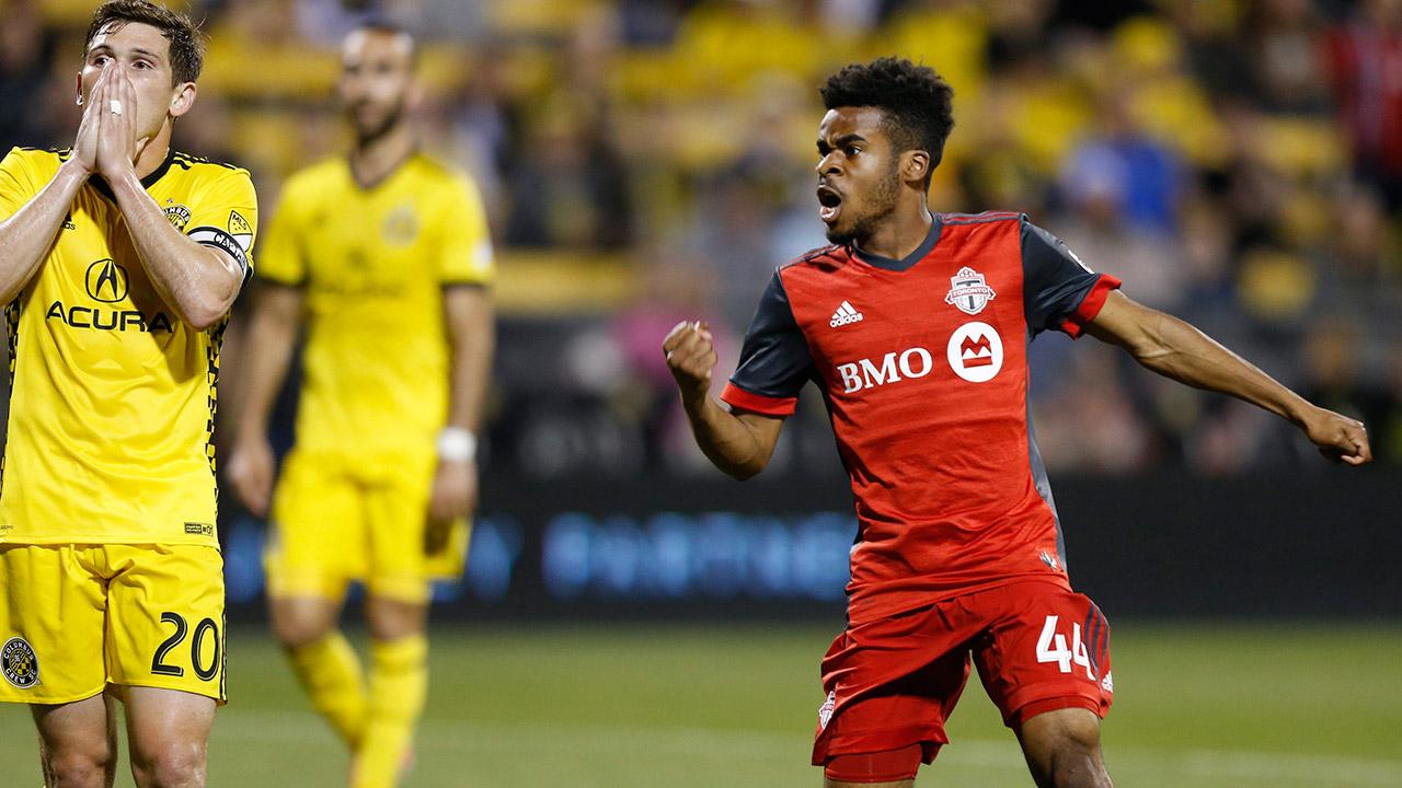 Sense of injustice fuels TFC ahead of Canadian semi vs. Ottawa