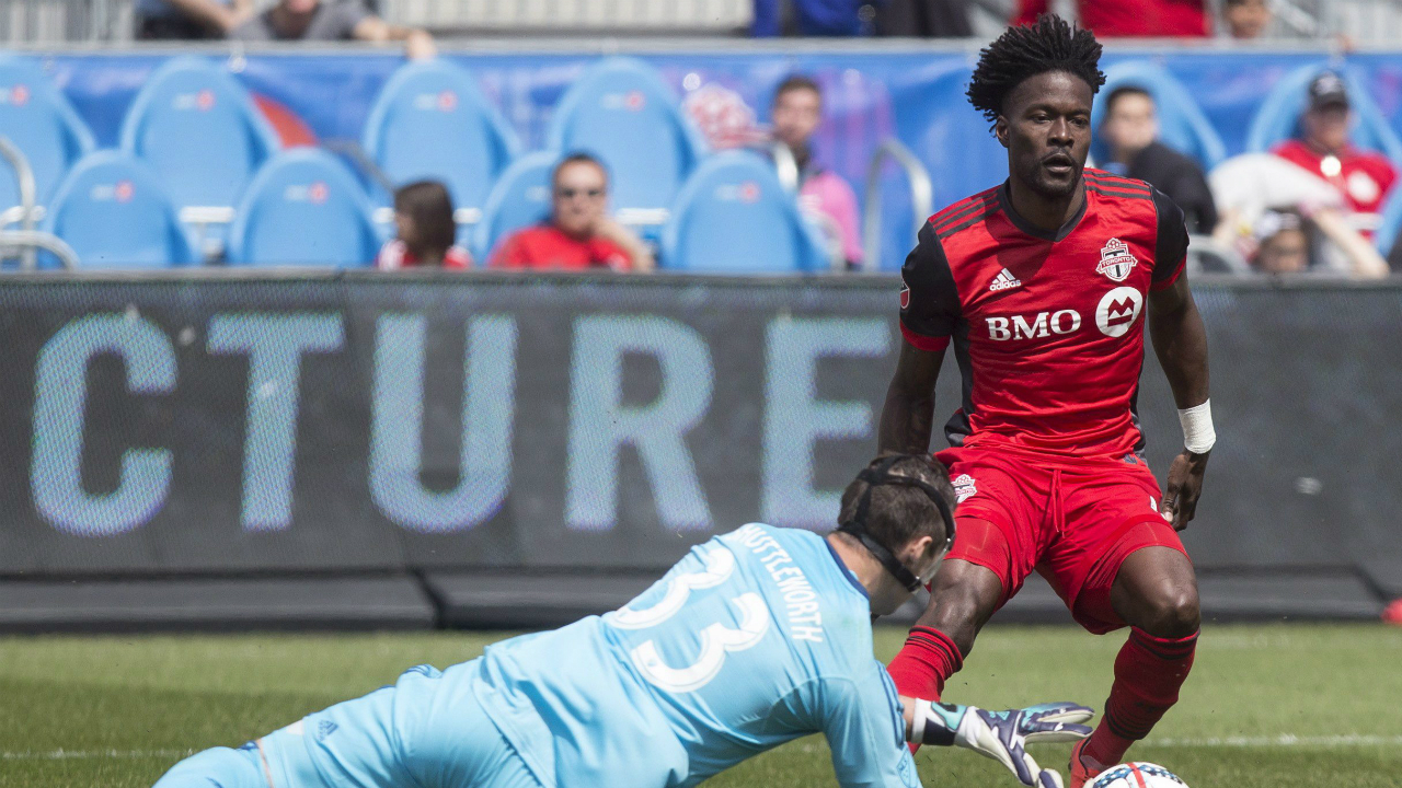 Listen to TFC Pitchside: Ricketts stepping up for the Reds