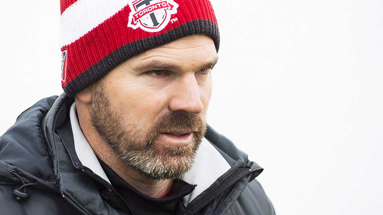 TFC coach Greg Vanney says Cyle Larin arrest is a lesson for all