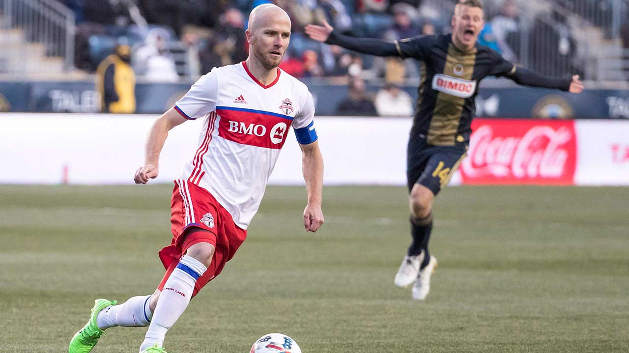 Charlottesville hits close to home for TFC captain Michael Bradley