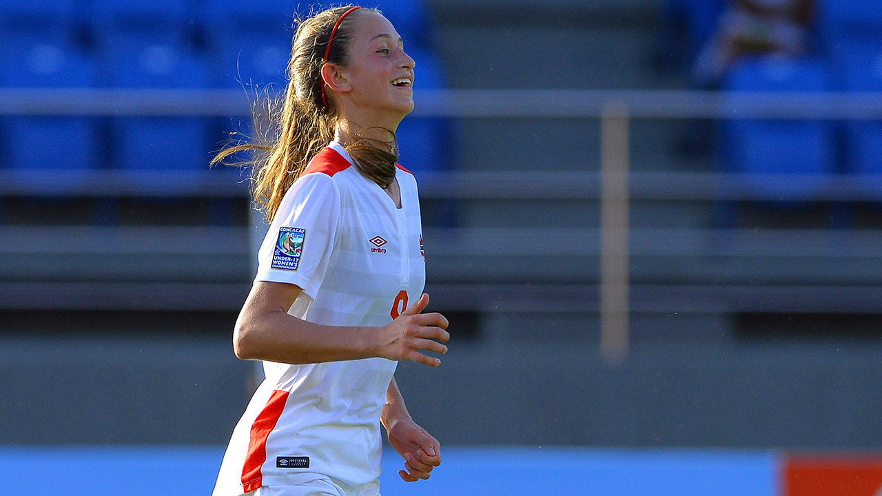Canada falls to Mexico in semis at CONCACAF Women's U-20s