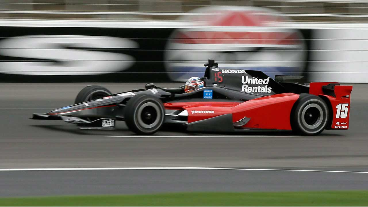 Graham Rahal wins 1st of 2 Detroit GP IndyCar races ...