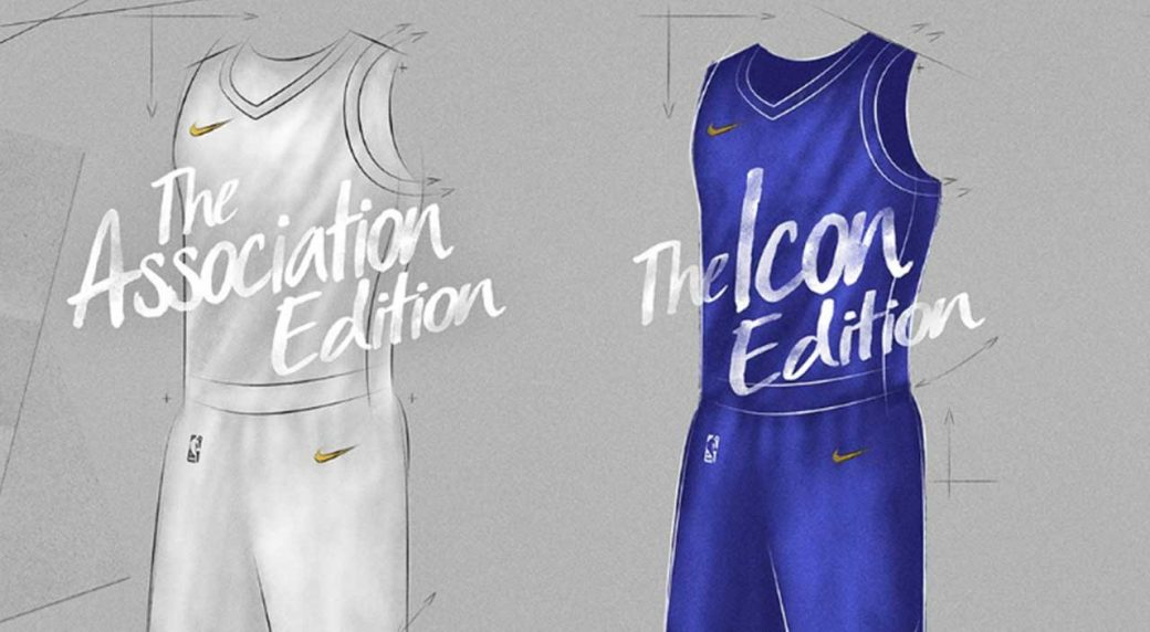 5dbeb1fe77e The NBA is eliminating the old apparel designations starting with the 2017-18  season. ( NBA Twitter)
