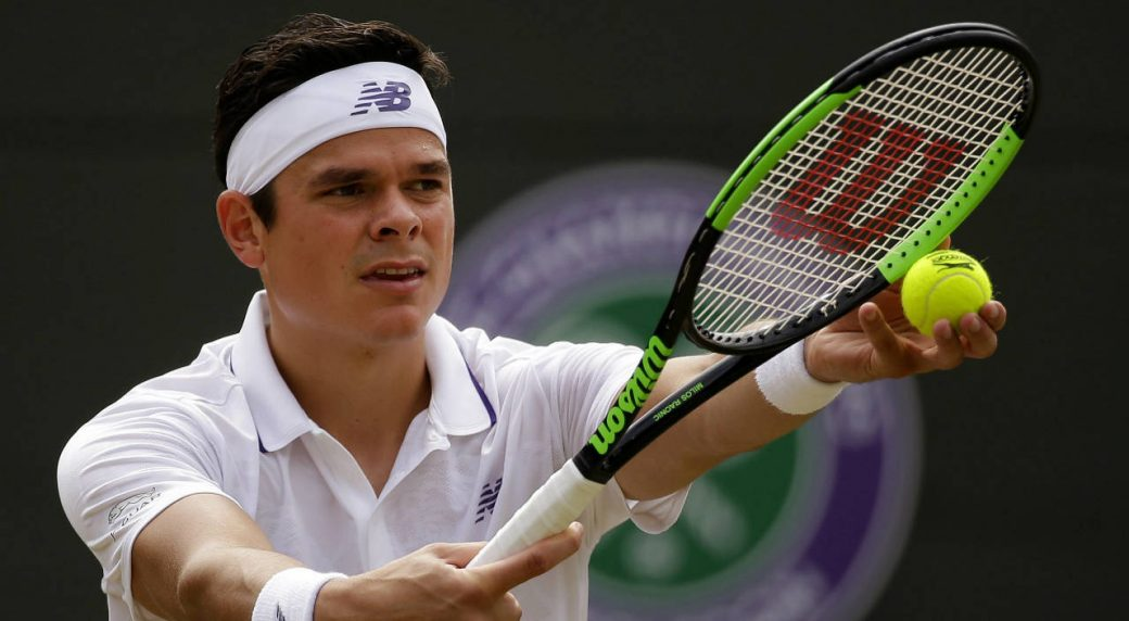 Milos Raonic Looking To Finish Year Strong After Wrist Surgery
