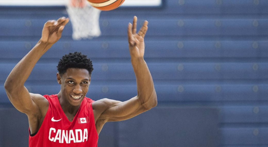 Canada advances to U19 basketball quarter-finals with win ...