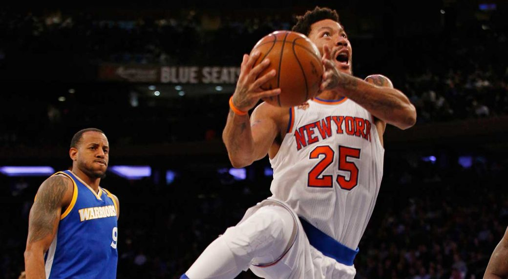 aec531e816c5 Sources  Free agent Derrick Rose meeting with Cavaliers - Sportsnet.ca
