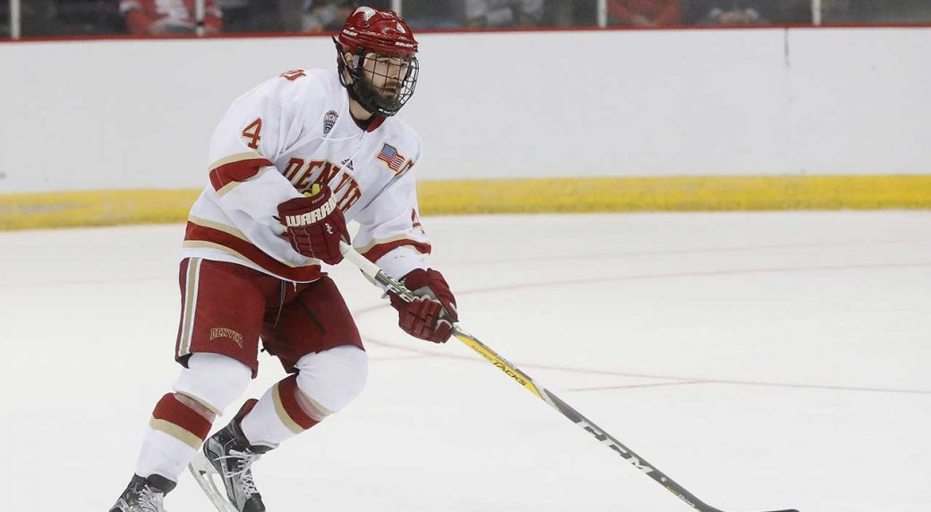 NCAA star Will Butcher signs with New Jersey Devils - Sportsnet.ca 55ffe1e42