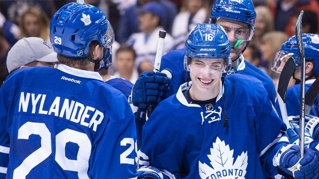 Mitchell-Marner;-Toronto-Maple-Leafs
