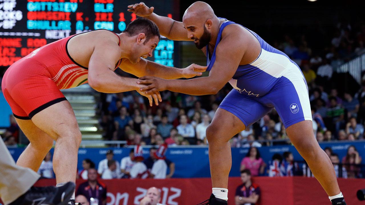 Arjan Bhullar Olympics