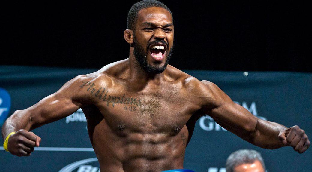 'B' sample from Jon Jones' failed UFC 214 drug test comes ...