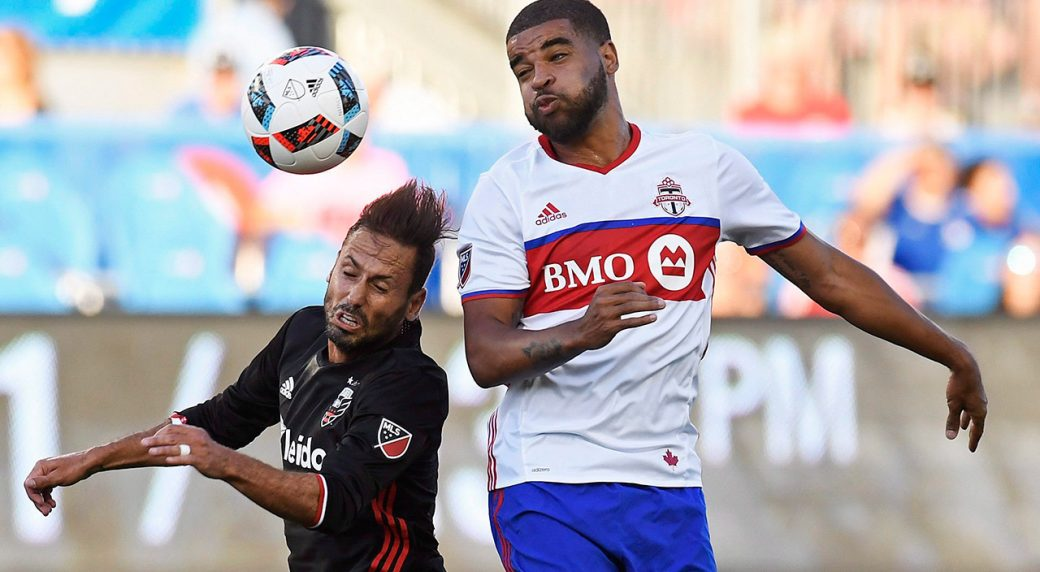 Toronto FC beats Red Bulls 4-2 to win MLS Supporters' Shield