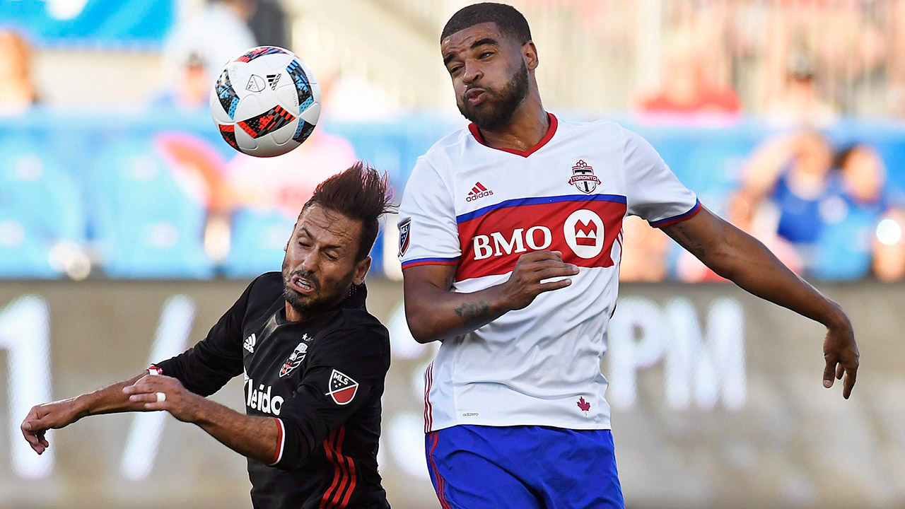 Lack of opportunities not disrupting attitude of TFC's Hamilton