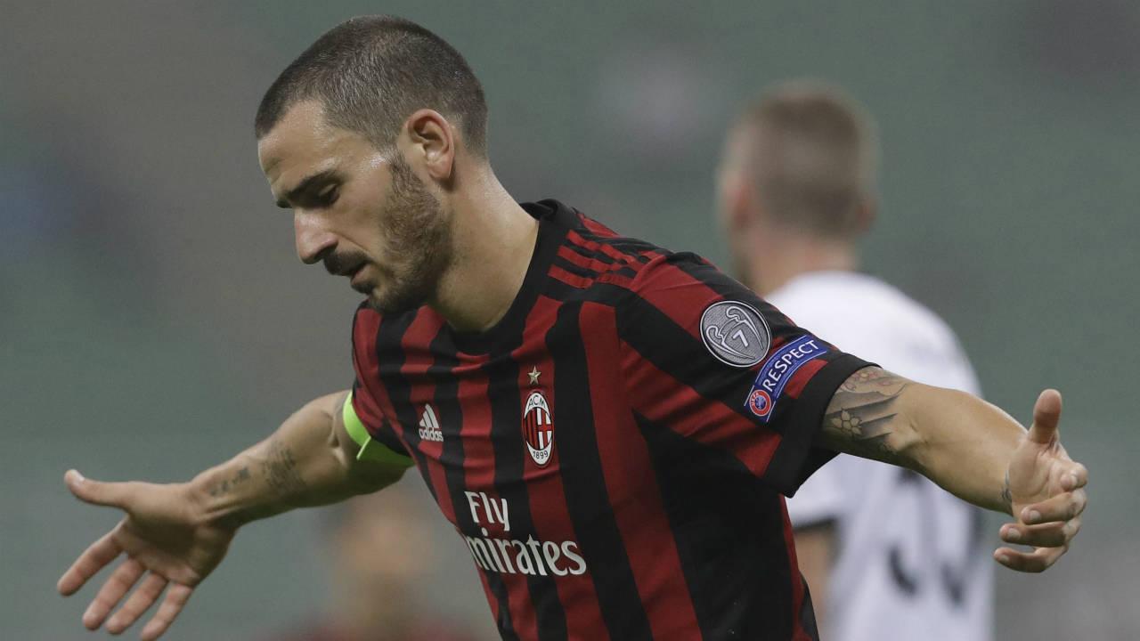 AC Milan faces UEFA sanctions over financial rule breach