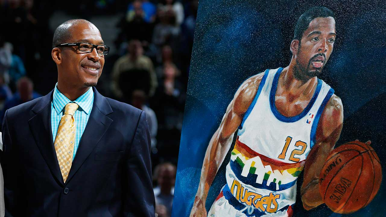Nug s will retire Fat Lever s number in December ceremony
