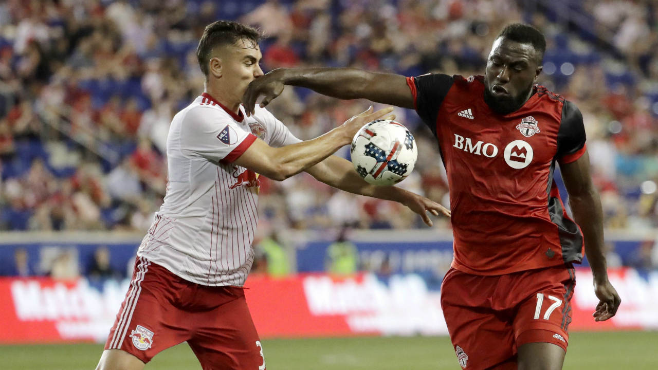 TFC notebook: Red Bulls' press a challenge for Toronto FC