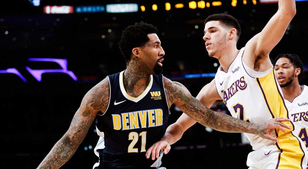 d92cd29b875e Report  Nuggets trade Wilson Chandler to 76ers - Sportsnet.ca