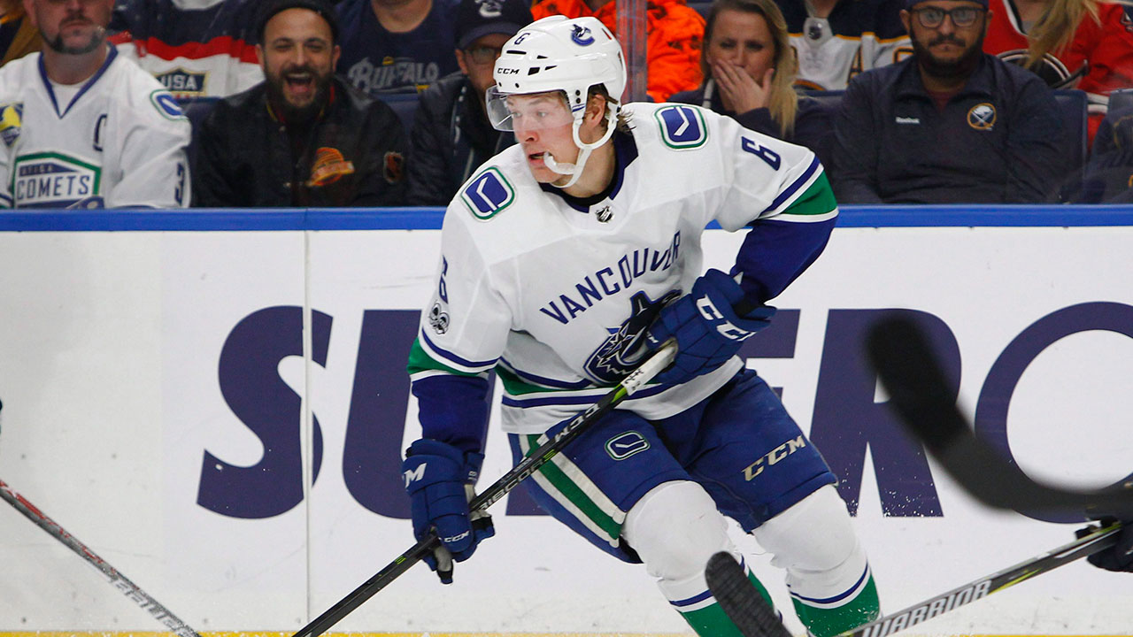 A close look at how important Brock Boeser is to the Vancouver Canucks -  Sportsnet.ca 9df735bf6