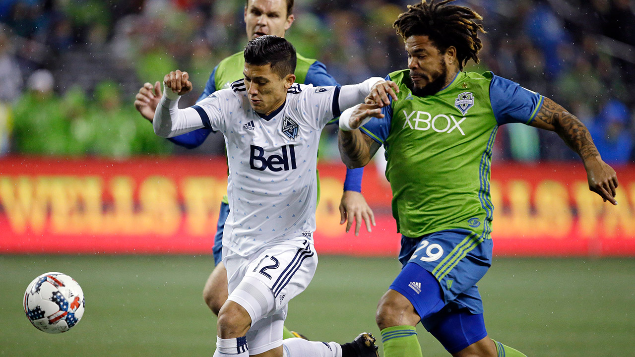 Whitecaps couldn't produce any offence in 2 legs against Sounders
