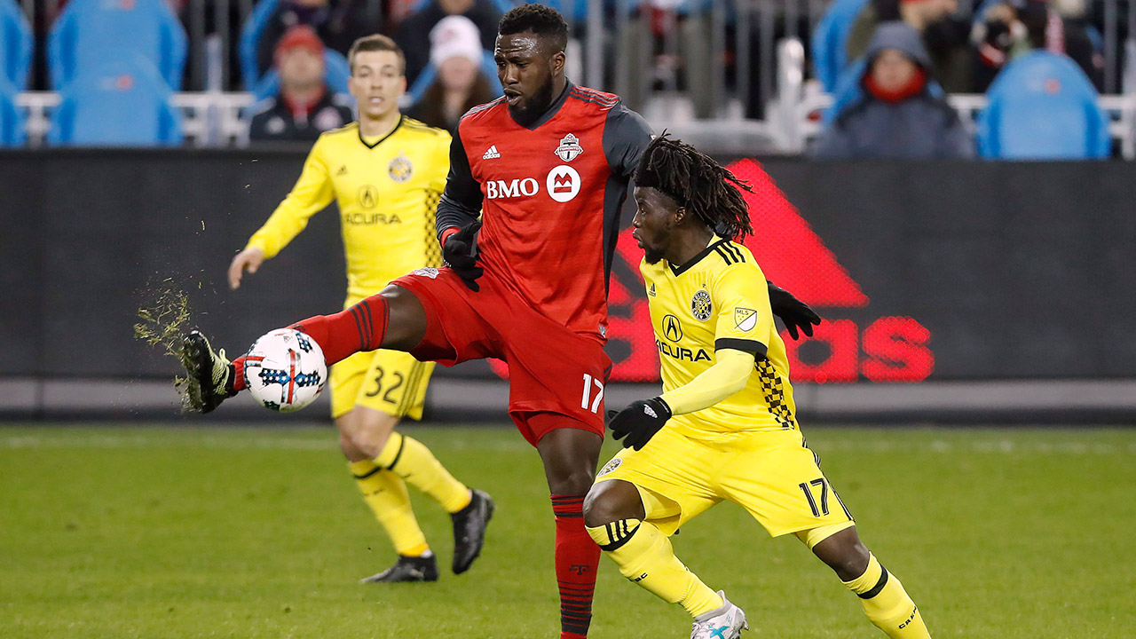 Toronto FC striker Jozy Altidore doesn't want your pity