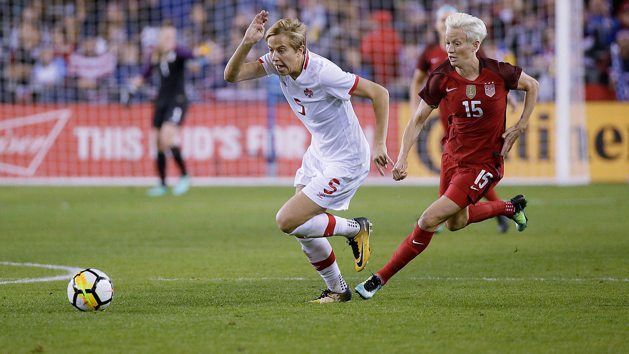 Canada vs. USA takeaways: Quinn an emerging star for the Reds