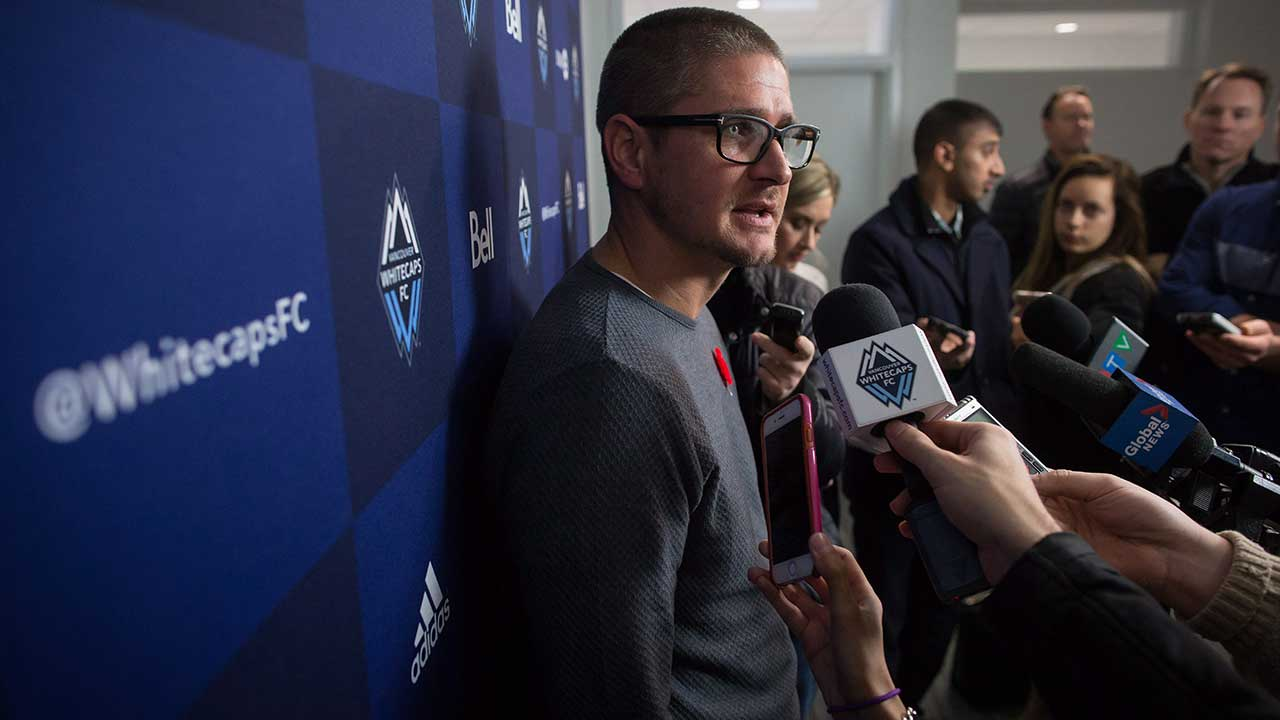 Carl Robinson: Expect lots of changes to Whitecaps next season
