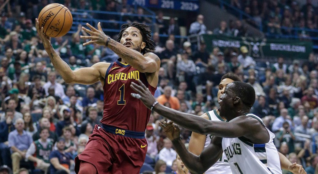 Derrick Rose may not return to Cavs