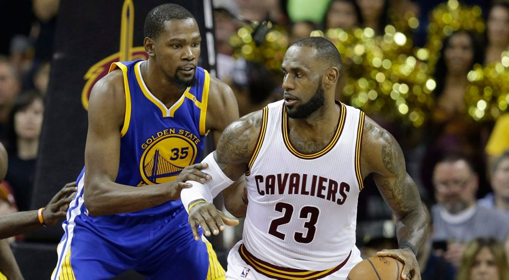 LeBron James leads Cavaliers into National Basketball Association finals