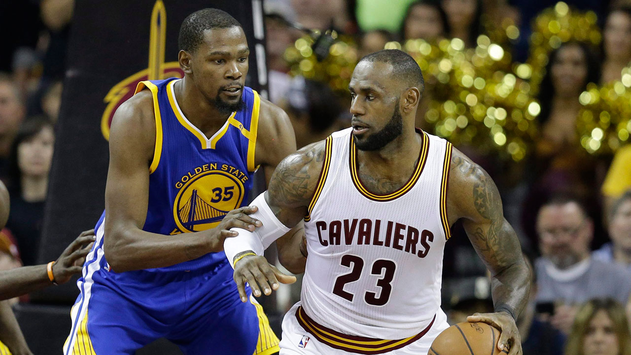 LeBron dismisses story linking him to Warriors as  nonsense  - Sportsnet.ca de9966e8d