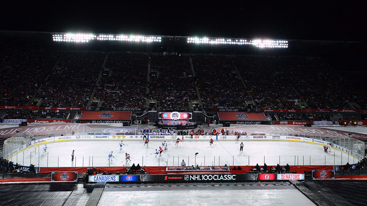 NHL unlikely to hold outdoor game in Canada during 2018-19 season -  Sportsnet.ca 3438aab0e