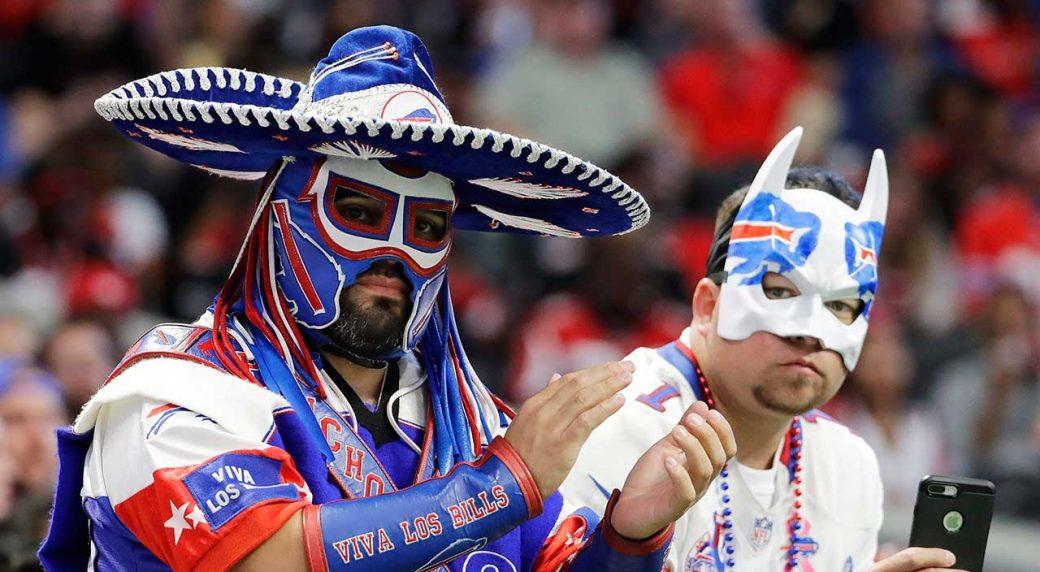 cf9baed32 Twitter Reaction  Bills Mafia takes over Jacksonville - Sportsnet.ca
