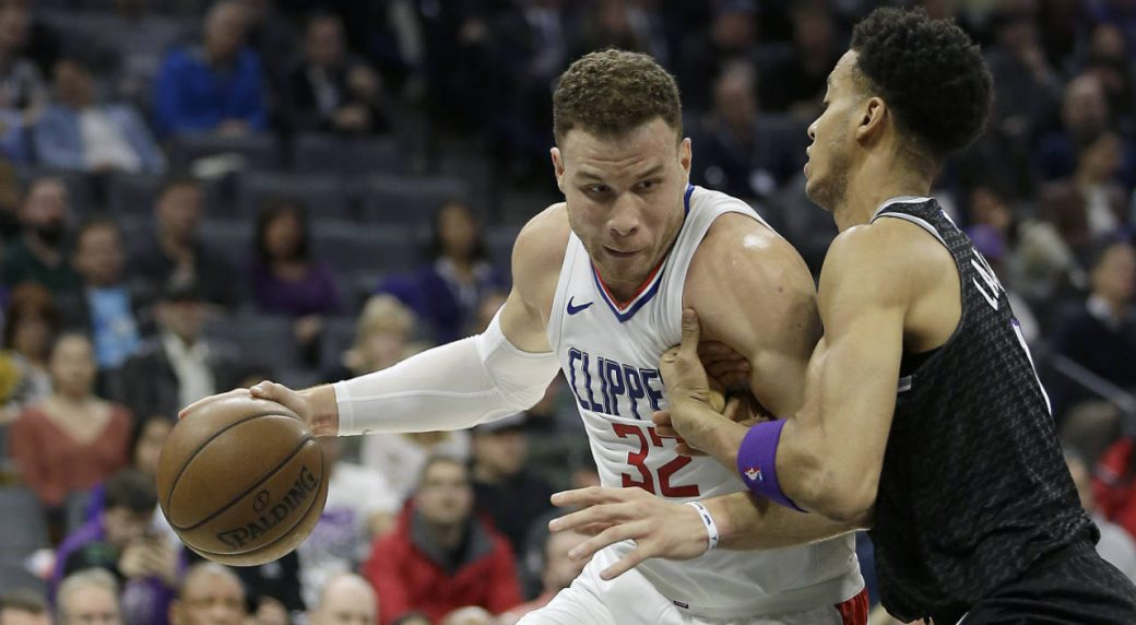 b6821552edb Los Angeles Clippers forward Blake Griffin