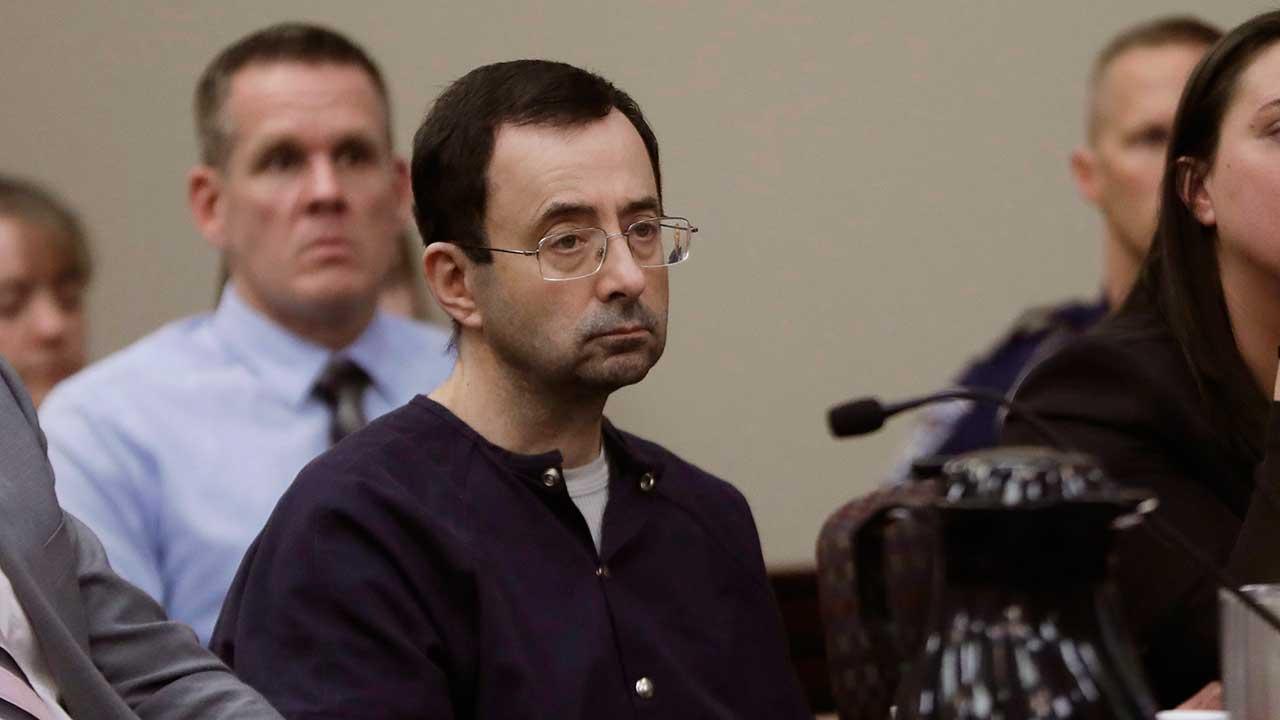 Michigan State, Larry Nassar victims reach $500M settlement