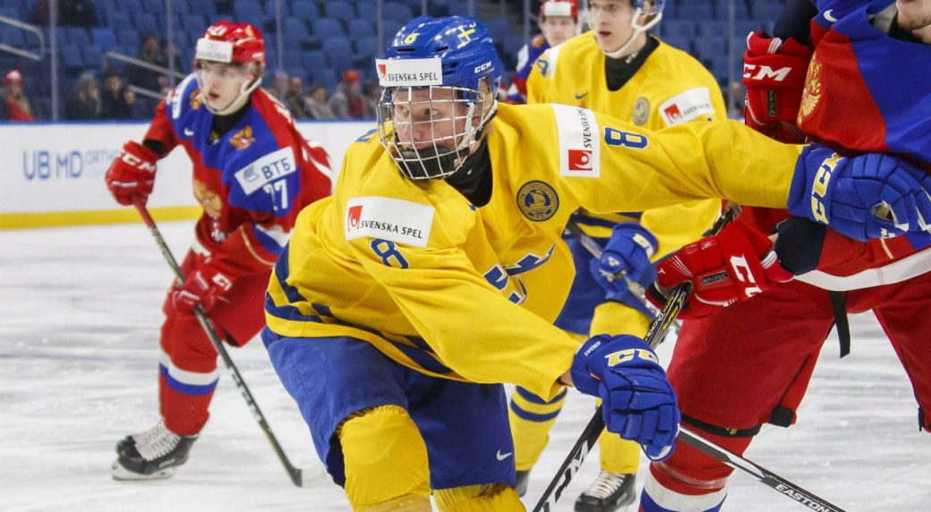 2018 NHL Draft Lottery FAQ  What you need to know. Sweden s Rasmus Dahlin  ... 575197fac