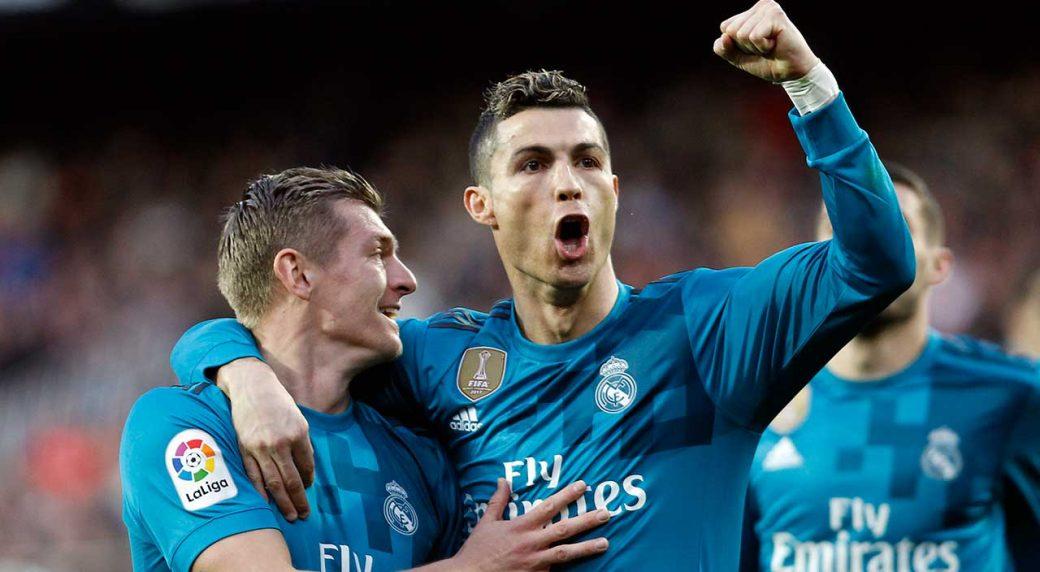 Ronaldo scores two penalties as Real Madrid beats Valencia ... 7386ca6ae142c