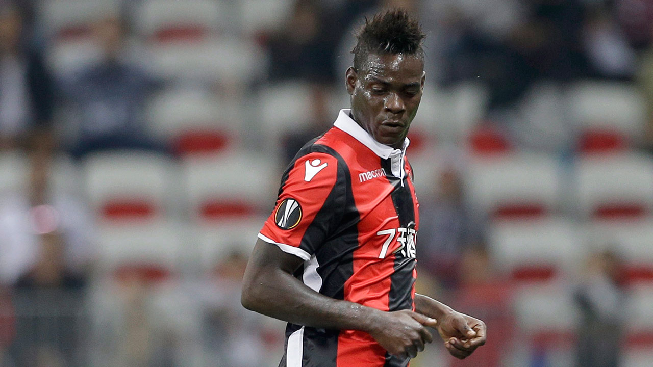 Ligue 1 investigating alleged racist abuse of Mario Balotelli