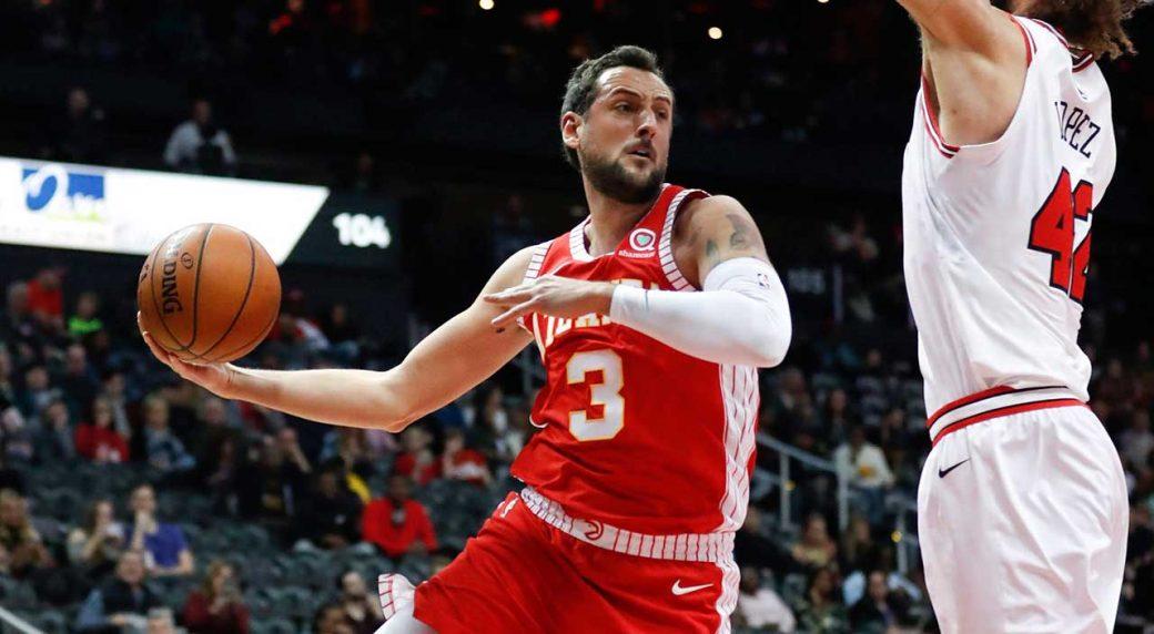 Report: Atlanta Hawks waive guard Marco Belinelli - Sportsnet.ca