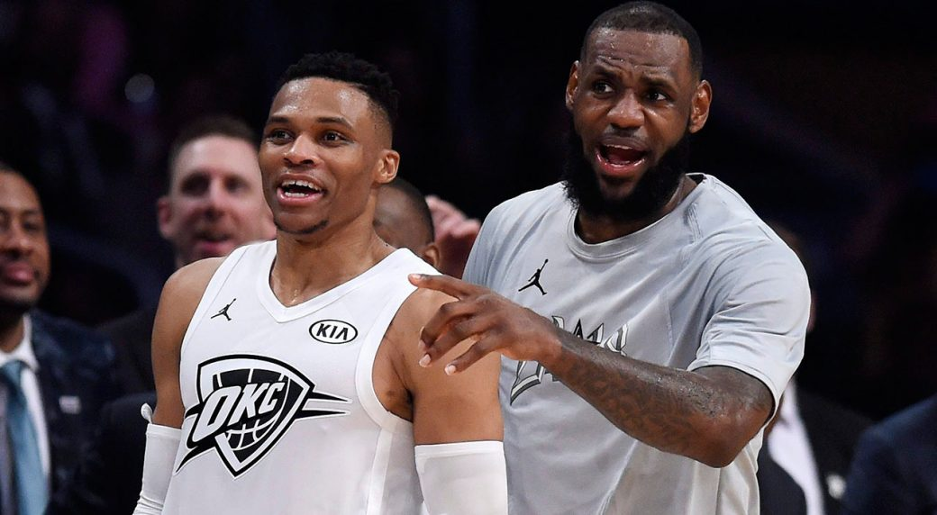 purchase cheap a586b fbad5 Report  NBA to televise 2019 All-Star Game draft