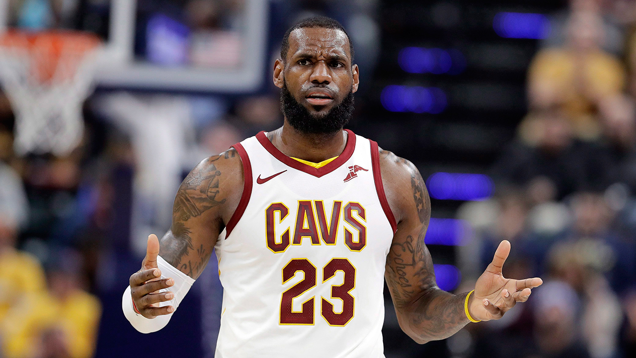21d4d29419f LeBron James named NBA 2K19 20th Anniversary Edition cover athlete -  Sportsnet.ca