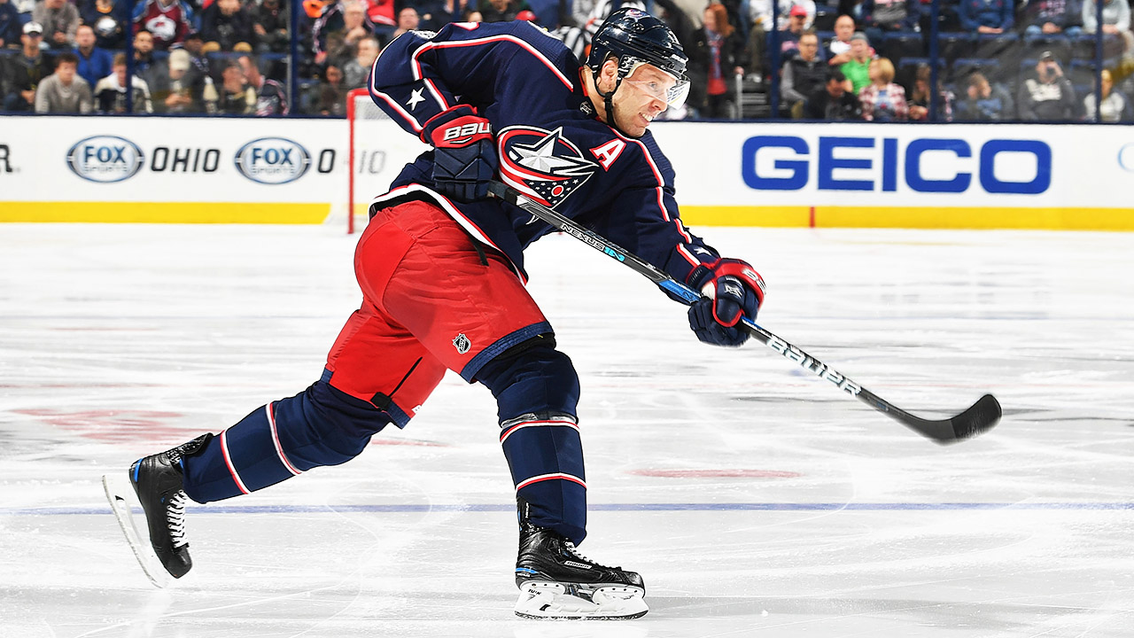 Jack Johnson; Columbus Blue Jackets; NHL Trade Deadline