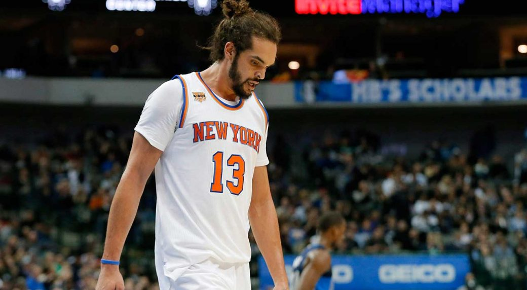 Knicks release Noah after two seasons