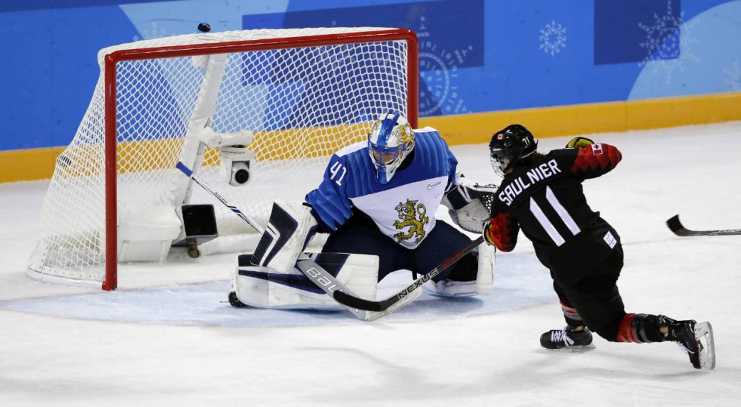 Quick start leads Canada to 4-1 victory vs. Finland