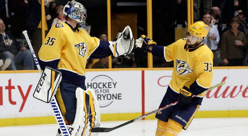 2018 Stanley Cup Playoff Preview  Nashville Predators vs. Colorado Avalanche 59bb28825