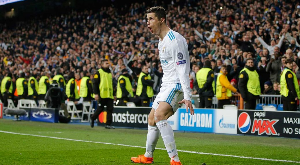 Humble Cristiano Ronaldo: 'I stood out' against PSG