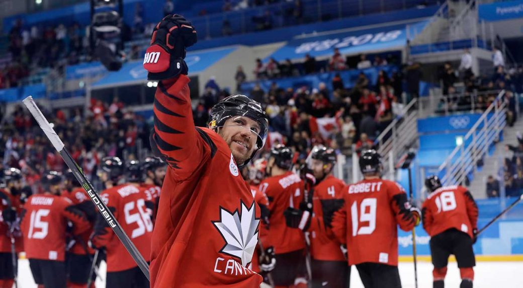 Russian hockey team reaches Olympic finals