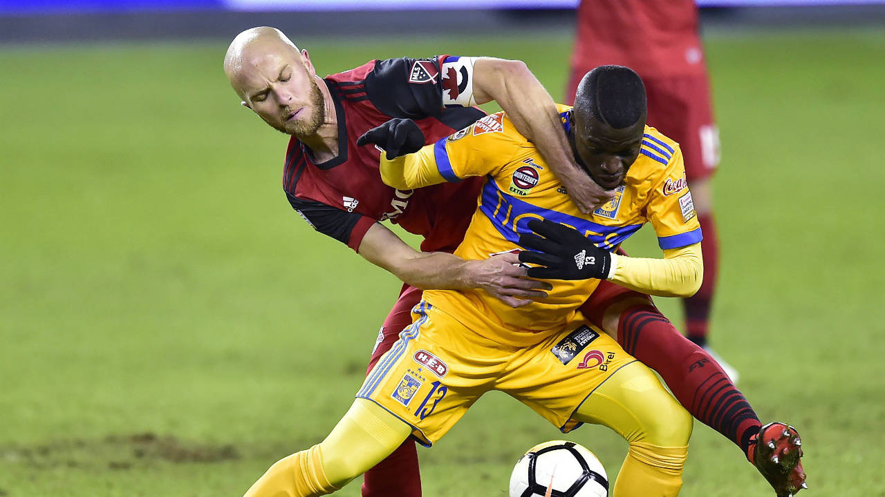 Toronto FC not intimidated in wild Champions League win over Tigres